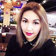 Луина, 36, г.Алматы́