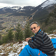 Taalaï, 55, г.Париж