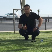 Azim, 29, г.Стамбул