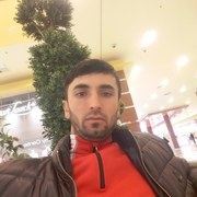 Рауф, 31, г.Сургут