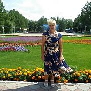 Надежда, 58, г.Альметьевск