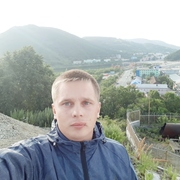 Владимир, 23, г.Вилючинск