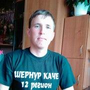 Алексей Яшкин, 26, г.Сернур