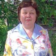 Любовь, 65, г.Полярный
