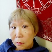 Лидия, 51, г.Билибино