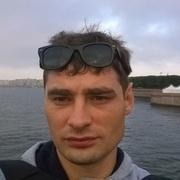 Кирилл, 32, г.Сент-Питерсберг