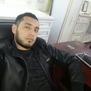 Алишер Усмонов, 27, г.Ташкент