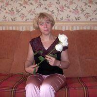 Любовь, 64 года, Близнецы, Москва