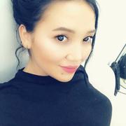 Дина, 25, г.Алматы́