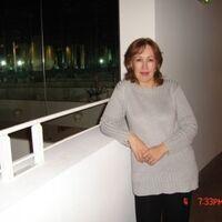 таня, 56 лет, Козерог, Москва